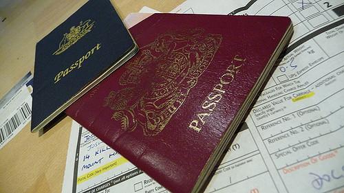 Second British Passport