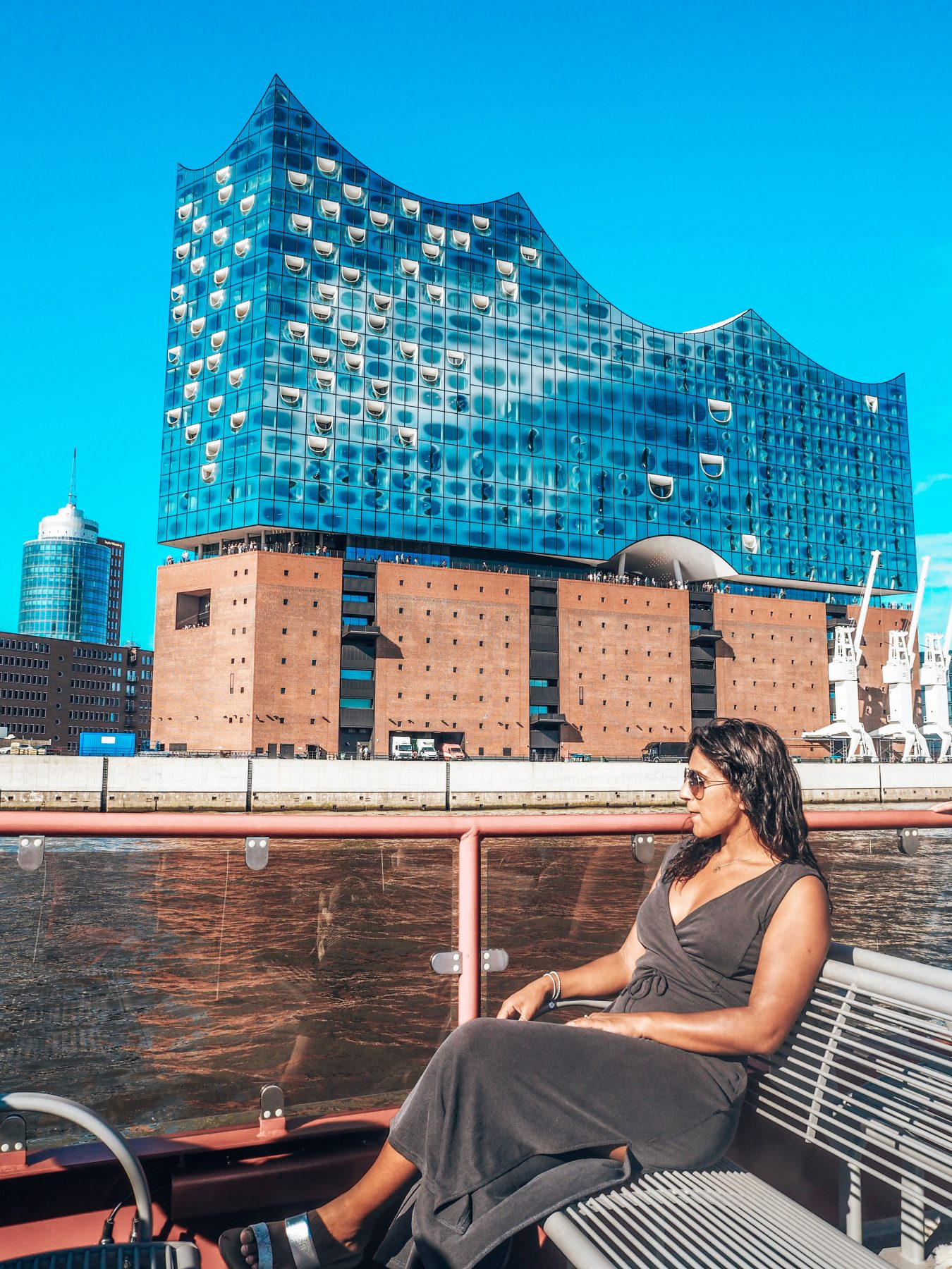 Absolutely Lucy Elbphilharmonie