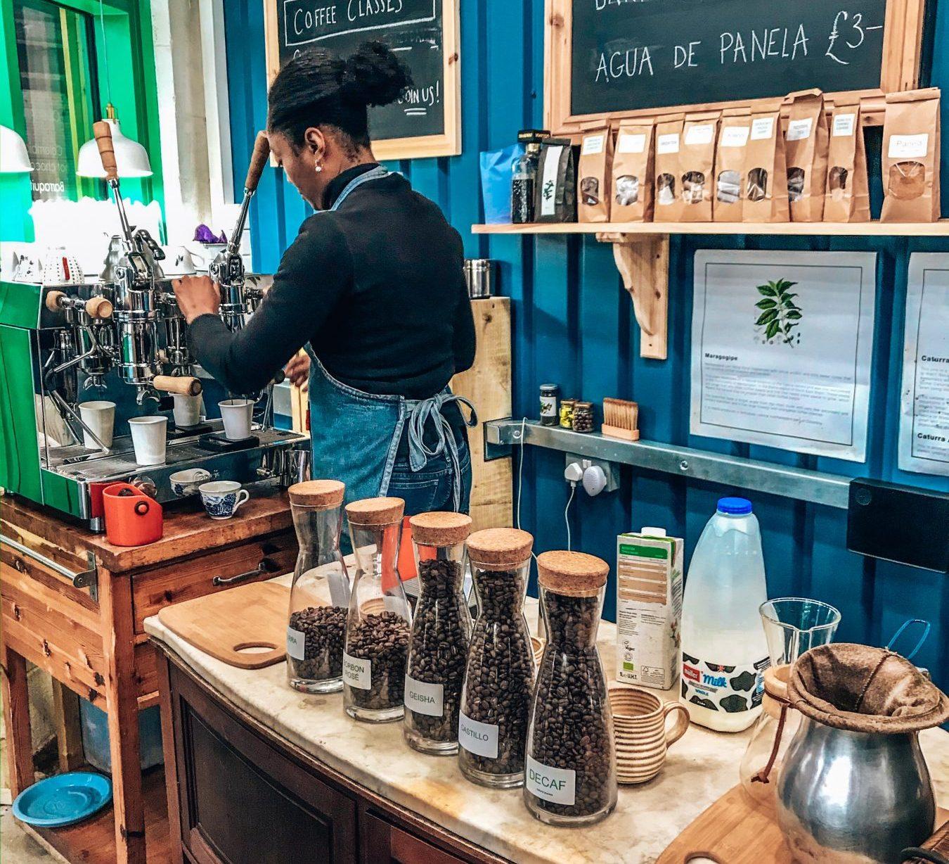The Colombian Coffee Company
