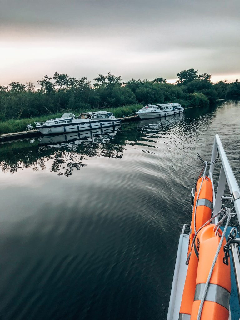 Mini cruise with Broads Boat Tours, Norfolk Broads